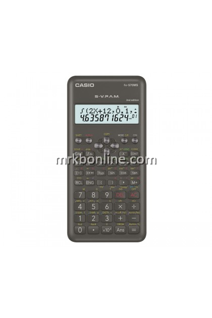 Casio Scientific Calculator fx-570MS II Edition